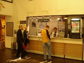 Jyrki Tenni, Vanhat Elokuvateatterit, Kino 123, aula