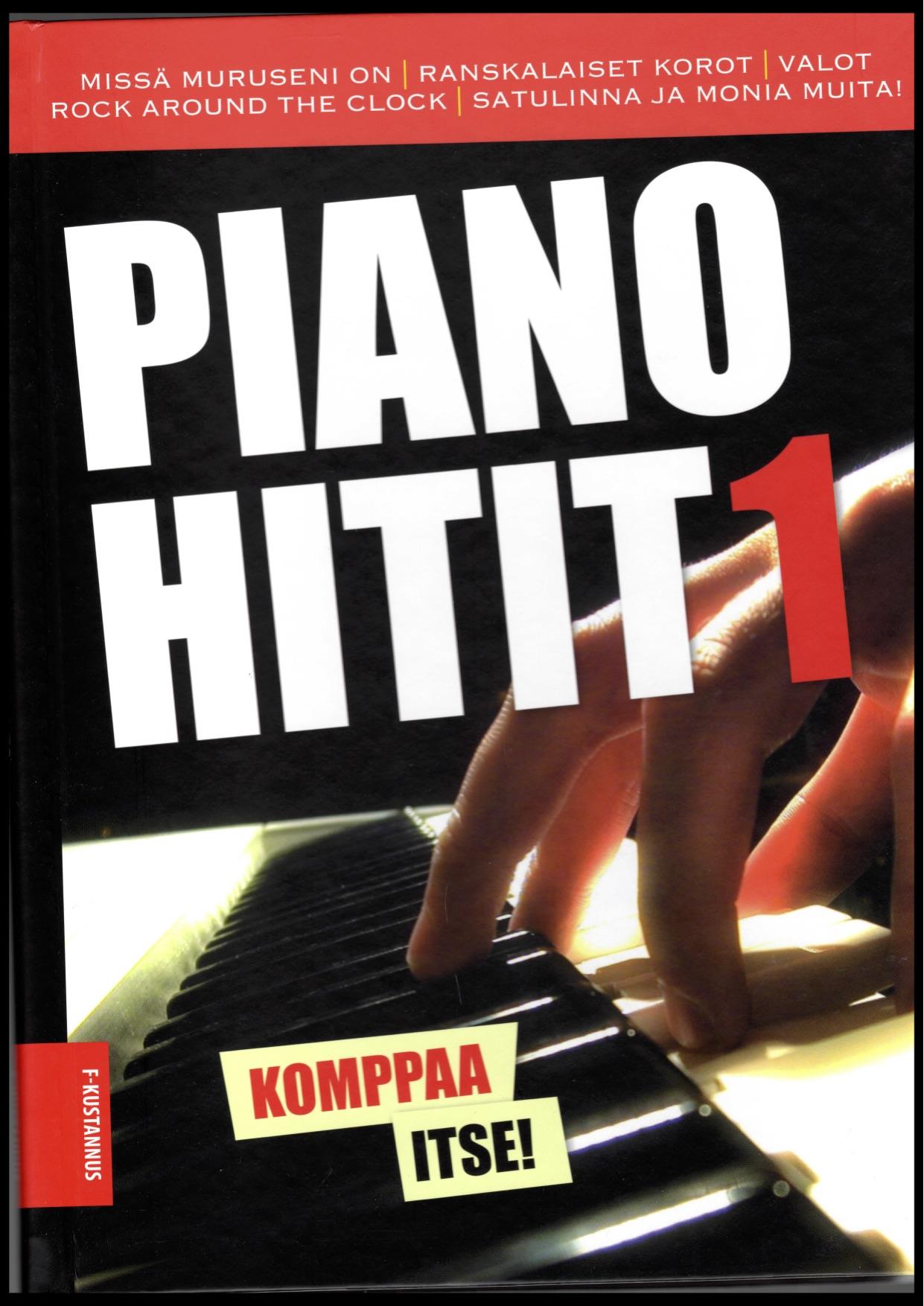 pianohitit 1